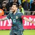 Amical : Messi sauve l'Argentine in extremis contre l'Uruguay (Vidéo)