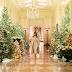 Η Melania Trump Μας Έβαλε Σε Γιορτινό Mood Στολίζοντας Τον Λευκό Οίκο