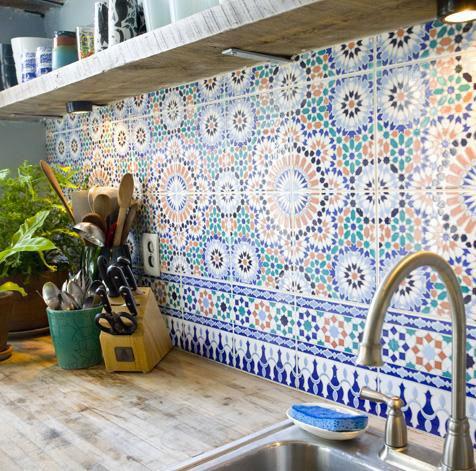 I colori del marocco blog di arredamento e interni for Arredamento stile marocco