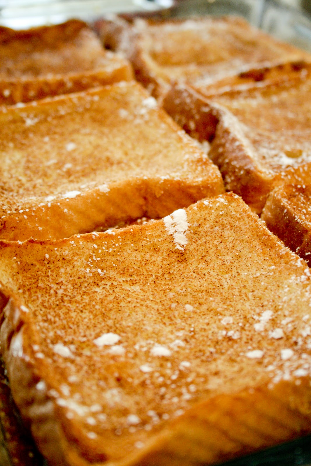What's for Dinner?: Overnight French Toast Bake