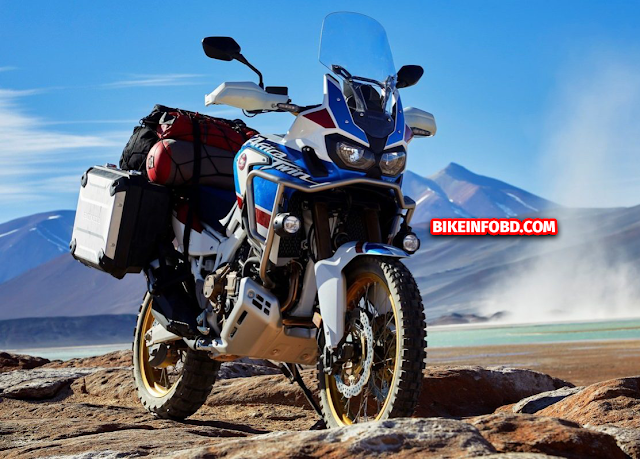 Honda CRF1000L Africa Twin Top Speed