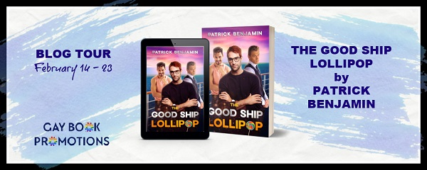 The Good Ship Lollipop by Patrick Benjamin Blog Tour