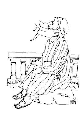 Gesù guarisce un sordomuto