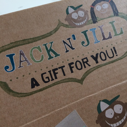 Jack N Jill Kids Review and Giveaway