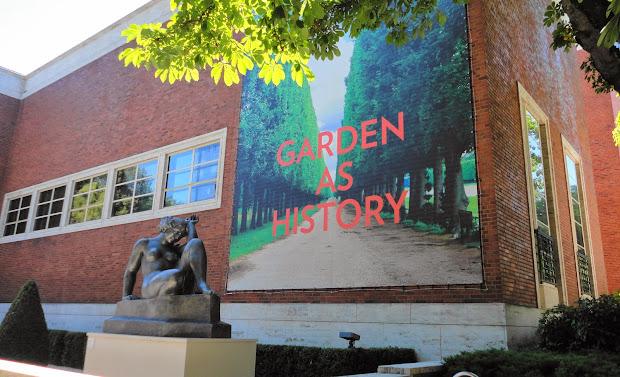 Bugs In Garden Portland Art Museum' Tuileries