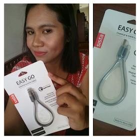 Easy go Data & Sync cable Sista Malaysia