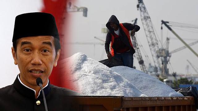 Rizal Ramli Sudah Ingatkan, Sekarang Terbukti Petambak Garam Mengeluh Anjloknya Harga