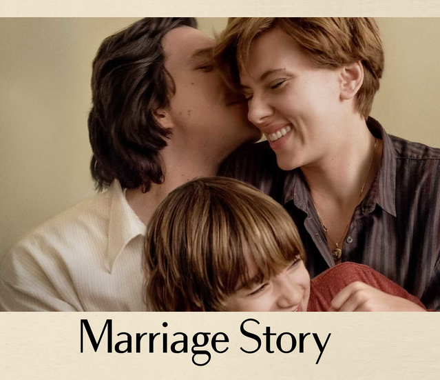 Marriage Story Top Best Hollywood Movies 2019 List so far