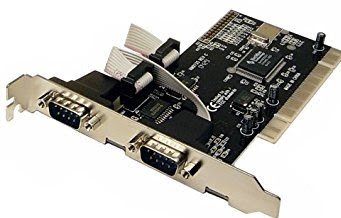 Intel PCI Serial Port Image