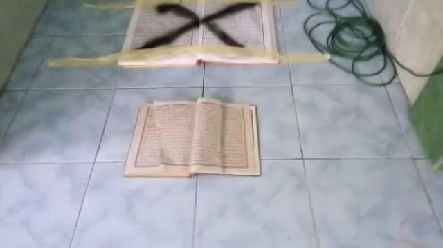 Viral Musala di Tangerang Dicoret-coret 'Saya Kafir' 'Anti Islam' Hingga Al-Quran Disobek-sobek