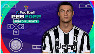 Download eFootball PES 2022 PPSSPP Camera PS5 Fix New Update Faces Best Graphics & Full Last Transfer