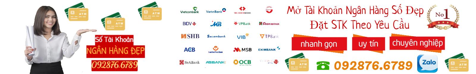MuaSoTaiKhoanDep.Com - Website Mua số tài khoản ngân hàng đẹp uy tín hàng đầu việt nam