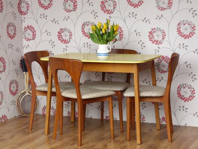 Formica dining room sets