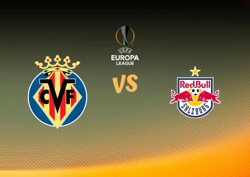 Villarreal vs Salzburgo  Resumen