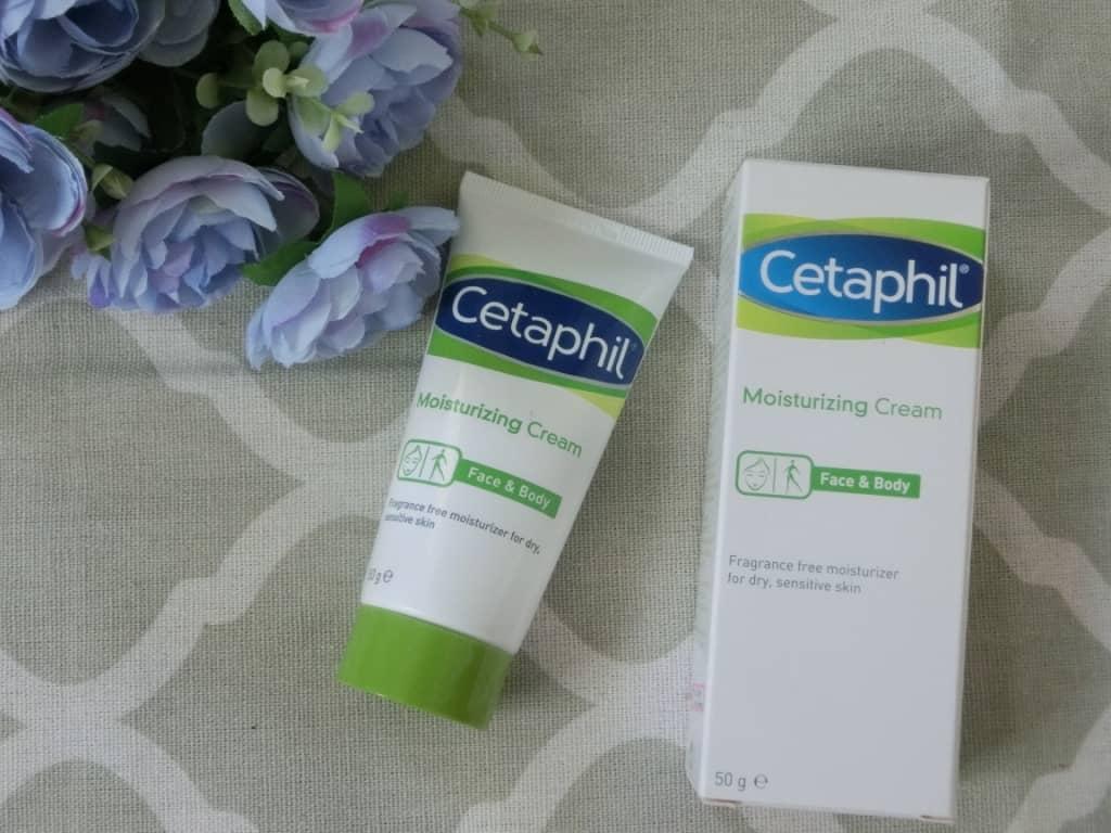 Cetaphil Moisturizing Cream Review Malaysia