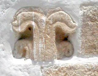 Glifo Fachada Iglesia Chablekal
