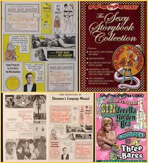 Goldilocks and the Three Bares / Goldilocks' Three Chicks. 1963.