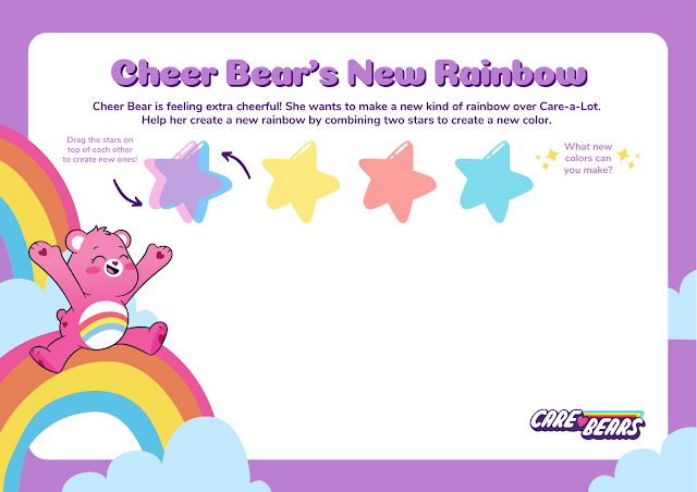 Care Bears templates