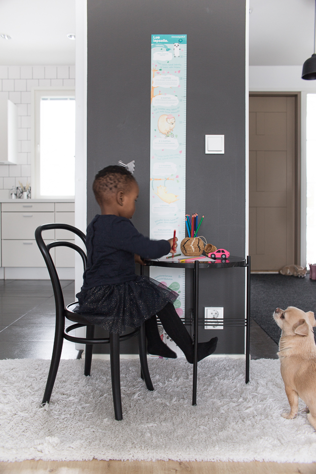 Villa H, lasten tyyli, sisustus, koti, lasten sisustus