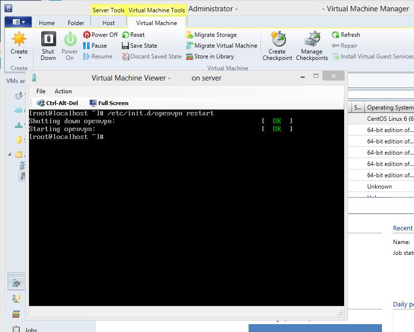 itToby: OpenVPN on CentOS Running on Hyper-V Using Windows PKI