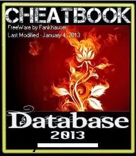 CheatBook 2013