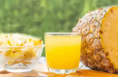 What are benefits of pineapple, Pineapple juice, and Side effects