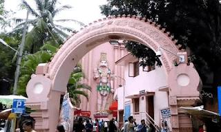 Hanuman Temple Banshankari