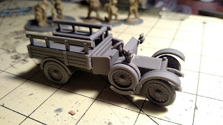 Trenchworx Crossley Tender for Bolt Action