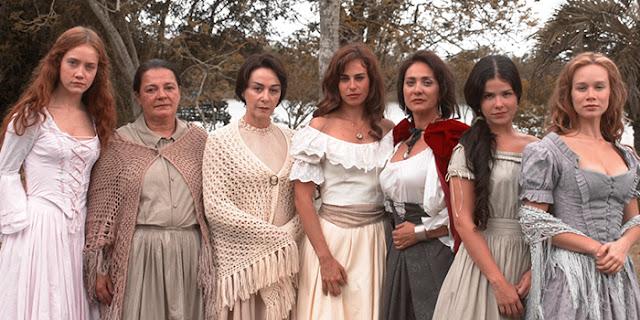 Controle Remoto: A casa das sete mulheres.