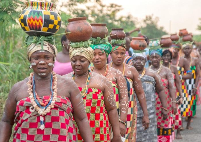 A Matemática no Continente Africano: os tecidos Kente de Gana