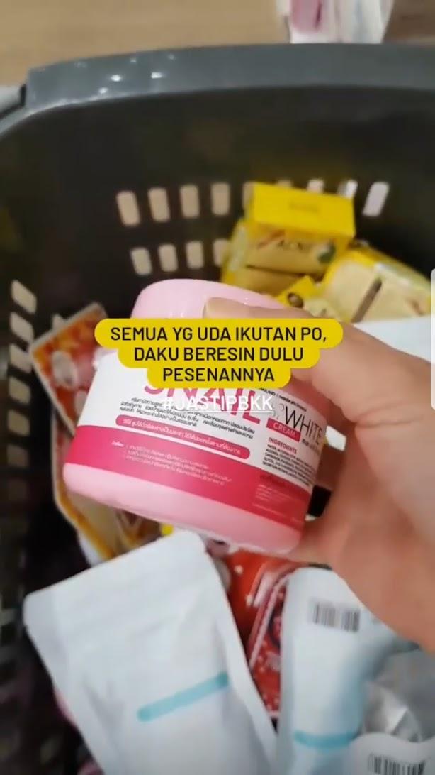 Jasa Titip Skin Care Bangkok-Indonesia, JasTip Produk Perawatan Kulit Thailand