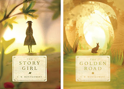 The Story Girl/The Golden Road by L.M. Montgomery