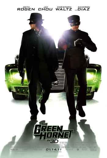 The Green Hornet 2011 480p 350MB HDRip Hindi Dubbed Dual Audio