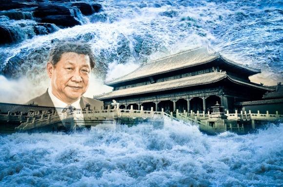 Nước Hoàng Hà đột nhiên trong vắt: điềm báo Trung Hoa sắp thay triều đổi đại có trở thành hiện thực?