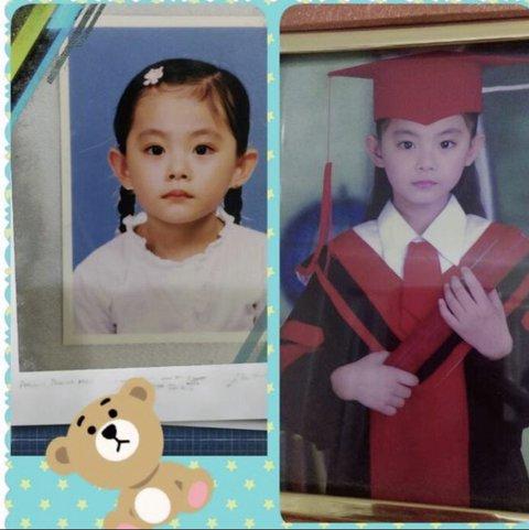 [PANN] Kız grubu üyelerinin mezuniyet fotoğrafları
