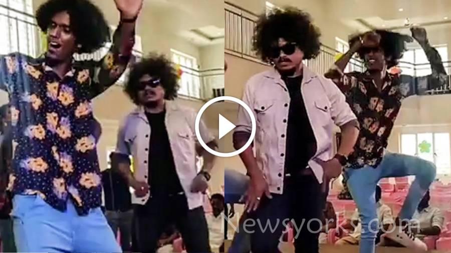 நடிகர் தனுஷ் பாட்டுக்கு குத்தாட்டம் போட்ட குக் வித் கோமாளி புகழ் மற்றும் KPY பாலா !!