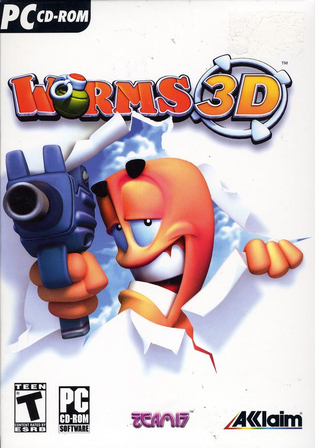 Worms 3D PC Full Español Descargar 1 Link