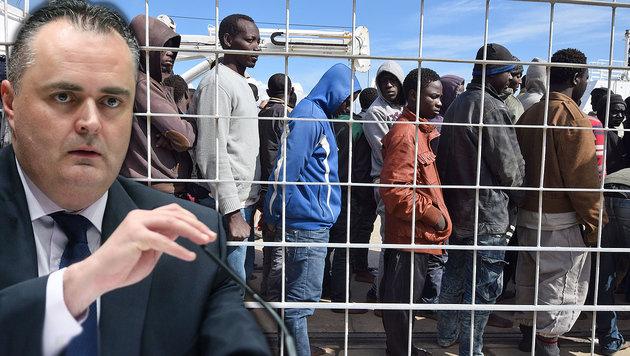 Laukiama naujos migrantų bangos iš Afrikos
