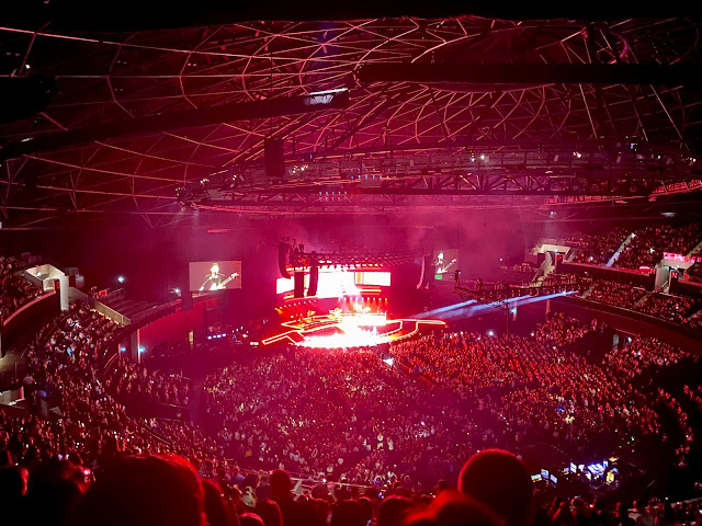 Jonas Brothers - Happiness Begins Tour - The SSE Hydro, Glasgow, UK