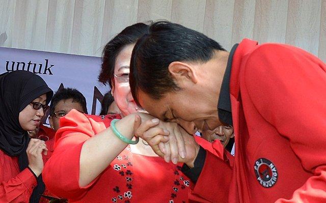 Jokowi Bentuk Dewan Pengarah Pancasila, Salah Satunya Megawati