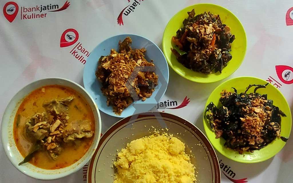 Kuliner Tuban : Warung Mbak Narti