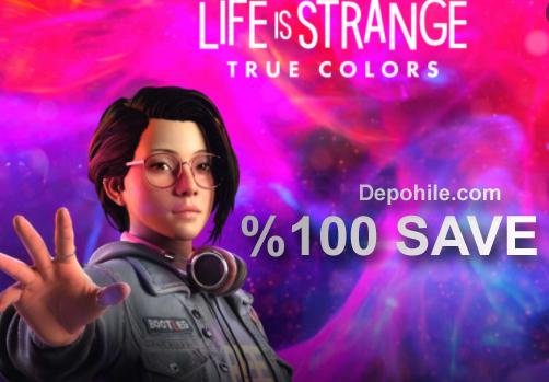 Life is Strange True Colors Bitirme Hilesi %100 Save Dosyası