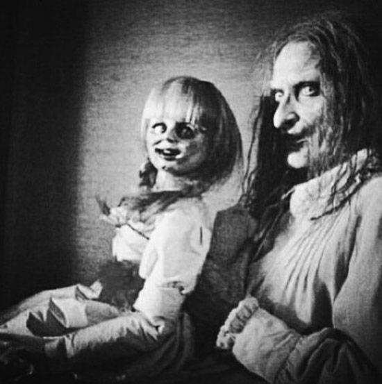 Dark Web, bambola horror