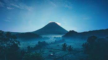 Volcano, Nature, Landscape, Scenery, 4K, #6.960