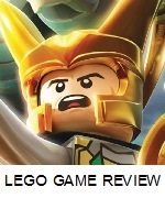 LEGO GAME REVIEW
