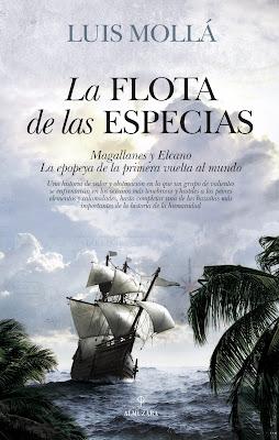 La flota de las especias - Luis Mollá (2017)