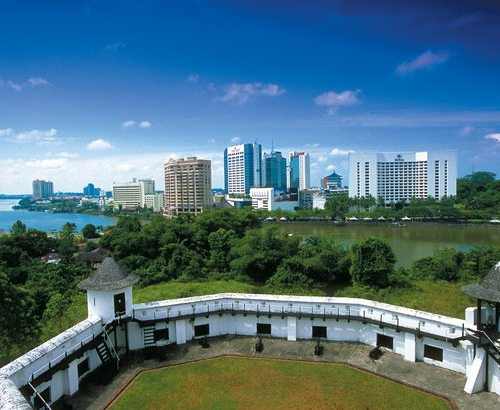 Fort Margherita Kuching Sarawak