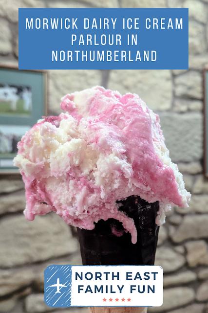 Morwick Dairy Ice Cream Parlour (near Amble)