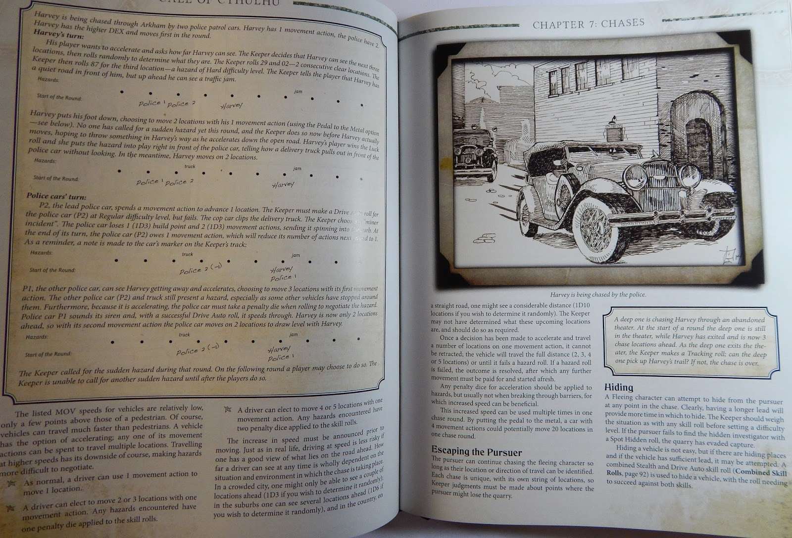 call of cthulhu rulebook pdf