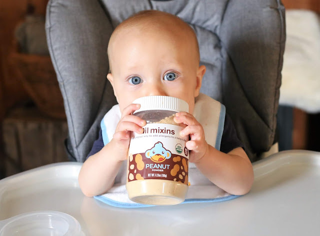 Infant Peanut Powder
